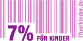 Logo der Initiative 7 für Kinder